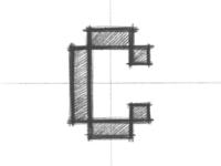 Computis - Logo Design Sketch