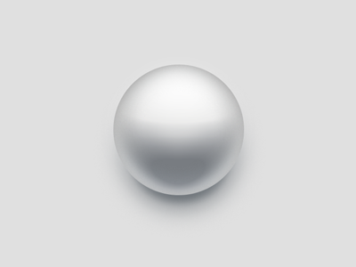 One Layer Style - Sphere PSD style chrome psd sphere free