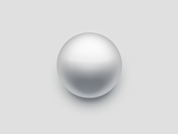 One Layer Style - Sphere PSD
