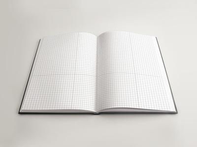 SketchBook and Notebook Mock-ups
