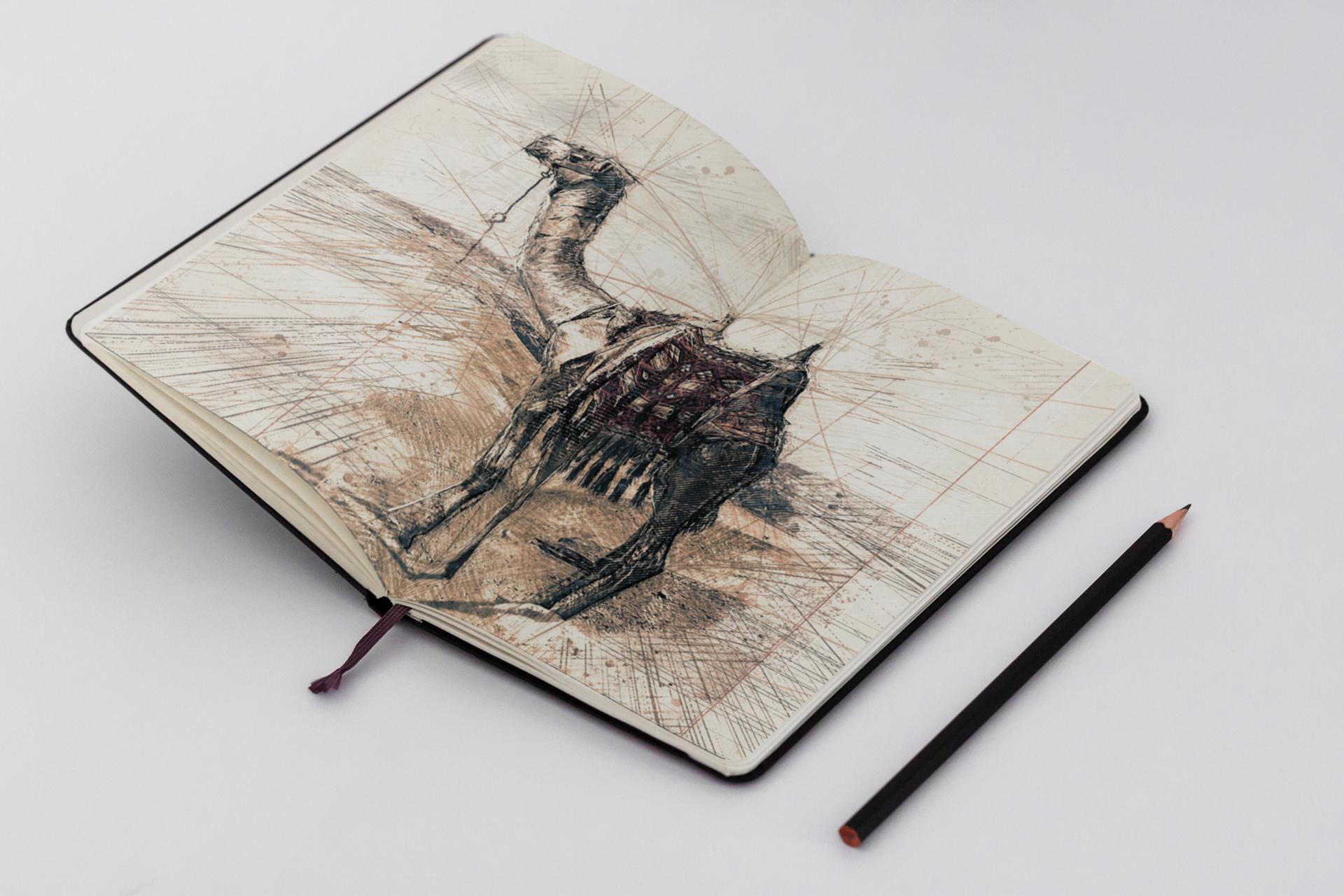 Dribbble - 34_pencil-sketch-automatic-architecture-art