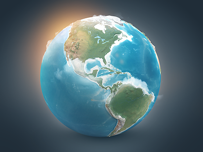 Earth Illustrated, 3D World and Infographics - V1 3d earth 3d illustration 3d map 3d rendering 3d world earth infographics layered world map infographics sphere world world illustrations world images business continents global infographics globe globe world high resolution print realistic earth realistic map realistic world web world map world png