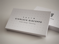 My Business Card - Feedback is welcome