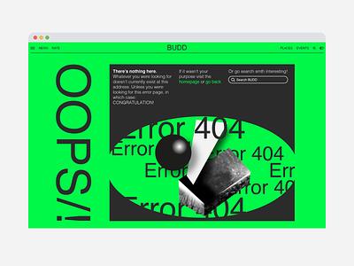 404 page ux ui design
