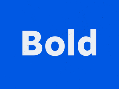Nextiva brand traits // 2 of 5 type after effects loop typography branding animation illustration