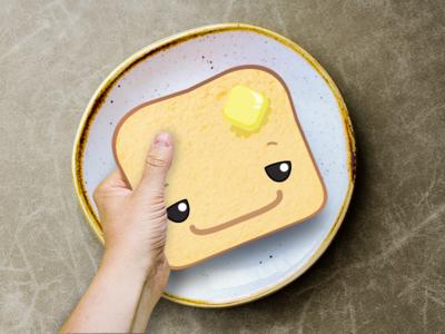 Handy Happy Toast