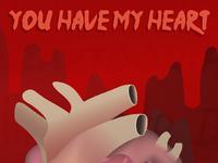 Valentine story cards day4