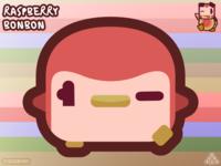 Raspberry Bonbon!