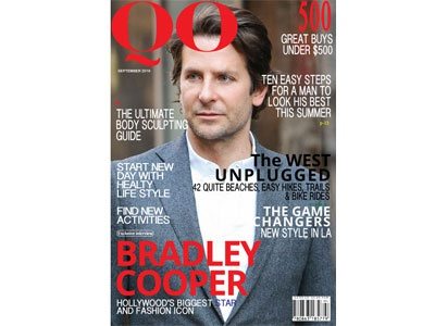 QO Cover mag publication magazine cover