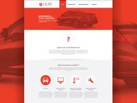 GLM Website