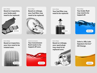 Card Design ux ui design fullbleed simplicity cards ui website design