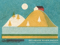 Delaware River Valley