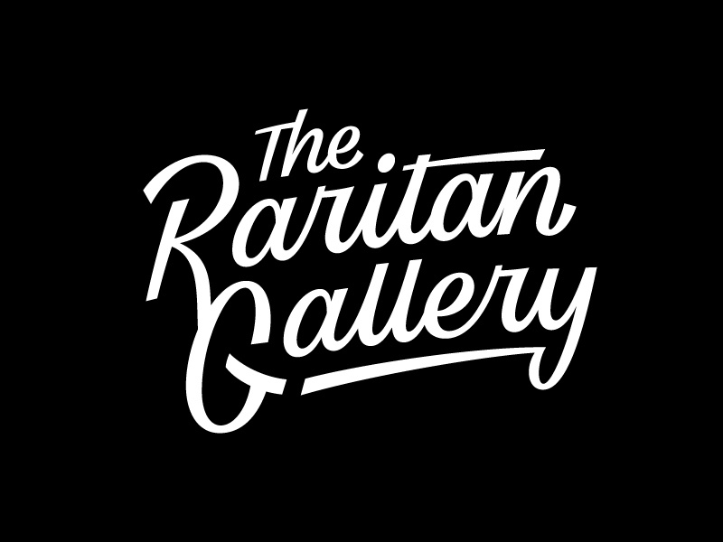 Raritan Gallery Script vecor design graphic logo lettering typography
