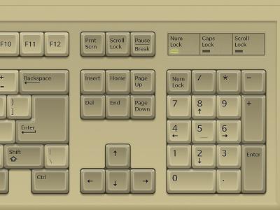 Retro Keyboard keyboard