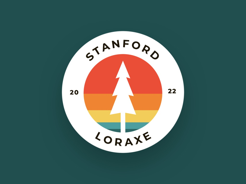 The Stanford Loraxe by Ari | Dribbble | Dribbble
