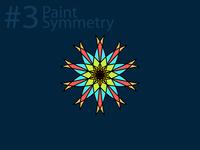 Paint Symmetry #3