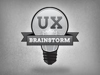 Brainstorm Ux Logo