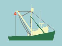 Fishing Boat (WIP)