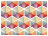 Color Cubes - Pattern