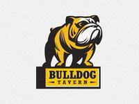 Logo Bulldog tavern