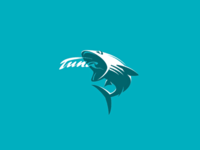 Fishing Tuna logo