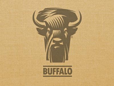 Logo U.S. Forest buffalo bison (WIP)