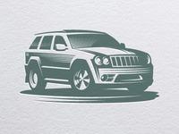 Car jeep auto