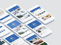 Photo App UI Designs