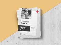 Sale Flyer Minimal