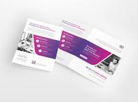 A4 / A5 Bifold Brochure