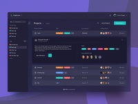 Coder Dashboard - Info Reveal