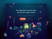 Rantai Landing Page