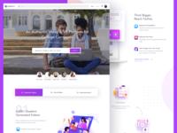 Homepage Campusreel