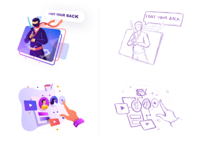 CampusReel Illustration