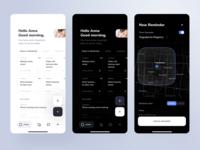 Tasuku Dark Theme - Smart To do app