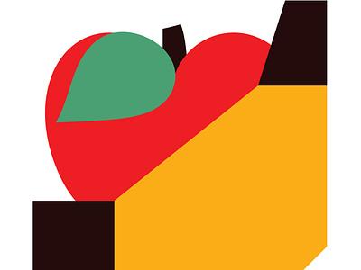 fruit fruit minimal illustration