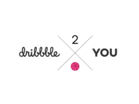 Dribbble x YOU - 2 Dribbble invites