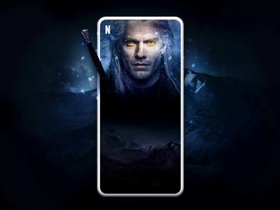 The Witcher Netflix app cast concept