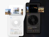 Retro Music Player App Concept