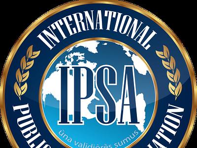 Logo made for client IPSA 99designs security logo