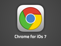 Chrome for iOs 7