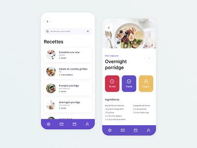 Food app mobile ui mobile mobile app mobile design design ui