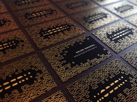 Modern - Business Cards