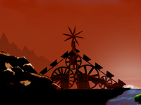 Animation project screenshot