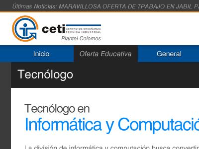 School webpage