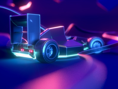 Betby - the Ultimate Sportsbook Solution panic studio speed illustration sports mood cinema4d environment car realistic 3d