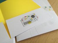 Lighthouse Internation Film Festival folder
