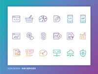 Icon Design: Our Services