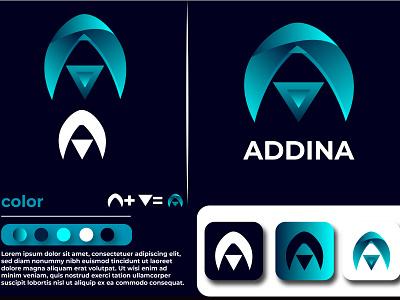 logo design branding ui latter icon illustrator typography logo illustration design