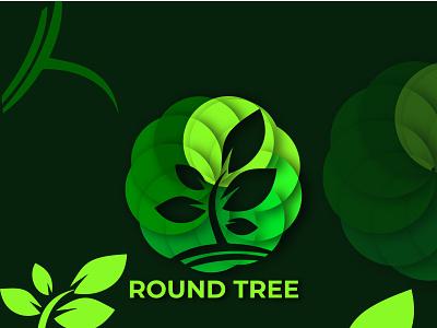 Branding Tree Modern Logo Design branding latter icon illustrator typography logo illustration design